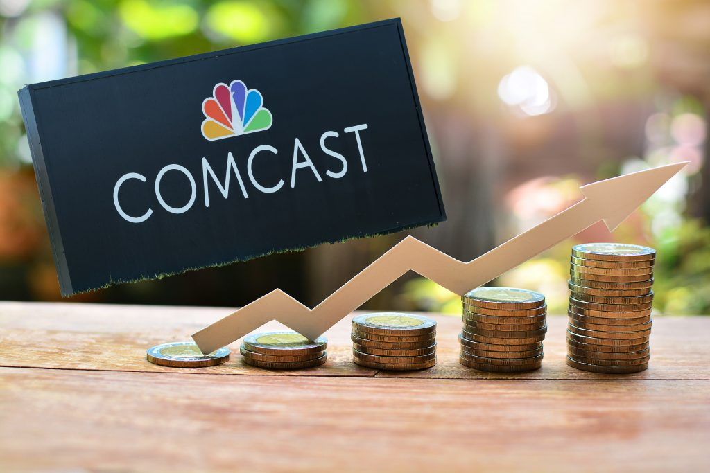 How Comcast Makes Money?
