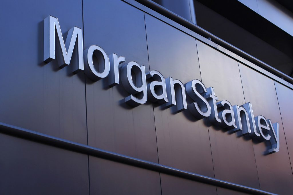 Morgan Stanley Revenues And Revenue Growth From 2012 To 2016