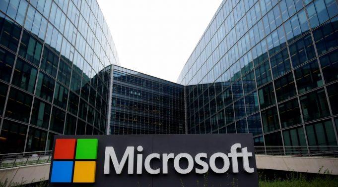 Microsoft Inc