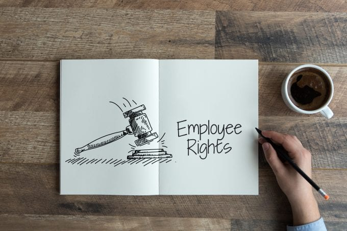 EMPLOYEE RIGHTS CONCEPT